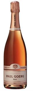 Paul Goerg Champagne Brut Rose 750ml